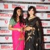 Konkona Sen and Maria Gorgetti at Hindustan Times Brunch Dialogues event
