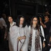 Kareena Kapoor, Babita and Karishma Kapoor at chautha of Mona Kapoor