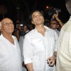 Uday Chopra and Yash Chopra at chautha of Mona Kapoor