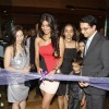 Nicole Faria inaugurates the Popley la Classic store at Hotel Grand Hyatt in Kalina, Mumbai