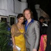 Shama Sikander and Alex O Neil at UTV Stars Walk of the Stars after party
