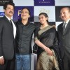 Anil Kapoor, Vidhu Vinod Chopra, Manisha Koirala and Anupam Kher at premiere of film Parinda at PVR
