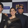 Anil Kapoor, Manisha Koirala and Jackie Shroff at premiere of film Parinda at PVR