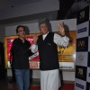 Vidhu Vinod Chopra and Farooq Abdulla at premiere of film Parinda at PVR