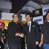Mukesh Ambani and Anil Kapoor at premiere of film Parinda at PVR