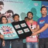 John Abraham at Vicky Donor Music Launch at Irorbit, Malad. .