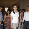 Asin Thottumkal at IIFA 2012 Voting Weekend