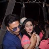 Akshay Kumar and Zarine Khan at air balloon music promotion of Housefull 2