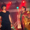 Sonu Nigam and Usha Uthup at Gitanjali Le Club Musique