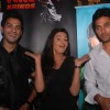 Sumit Vats, Mrunal Jain and Rati Pandey at celebration of 100 episodes of Hitler Didi