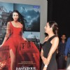 Karishma Kapoor at the first look launch of 'Dangerous Ishq' at PVR. .