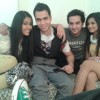 Ankita, Mark, Shritama and their friend