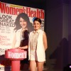 Anushka Sharma unveils new magazine WOMEN'S HEALTH SPECIAL ISSUE at Mehboob Studios in Bandra, Mumbai
