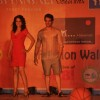 Manasi Parekh and Angad Hasija at GR8! Fashion Walk for the Cause Beti by Television Sitarre