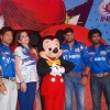 Mumbai Indians Mickey merchandise launch at Trident in Mumbai