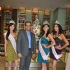 Femina Miss at Easter lunch at Saptami restaurant at Holiday India, International Airport, Andheri. .