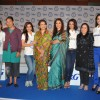 Neha Dhupia, Mary Kom, Ira Dubey and Soha Ali Khan with their mother at P&G Thank You Mom campaign