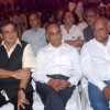 Filmmaker Subhash Ghai with the guests in support of Whistling Woods at Trident in Mumbai .