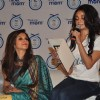 Ira Dubey with mother Lillette Dubey at Launch of P&G's 'Thank You Mom'