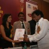 Rashmi Desai and Sunil Pal at Golden Achiever Awards 2012