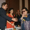 Raza Murad, Ragini Khanna, Bappi Lahiri and Avtaar Gill at Golden Achiever Awards 2012