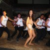 Nathalia Kaur at the launch of item song 'Dan Dan' from Department