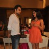 "Jackky Bhagnani and Nidhi Subbaiah during the Mahurat of Movie ""Ajab Gazabb Love"""