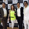 Suzzane Khan and Rajesh Khattar at launch of Monarch Universal corporate office at Navi Mumbai. .