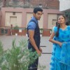 Geet And Maan Outside the Office