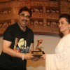 Kumar Sanu and Asha Parekh at Dadasaheb Ambedkar Awards
