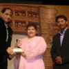 Kailash Masoom, Saroj Khan and Shakeel Saifi at Dadasaheb Ambedkar Awards