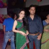 Varun Badola and Rajeshwari Sachdev at Kannada film Parie premiere