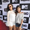 Neha Dhupia & Amy Jackson at MTV India's Pool Side Party