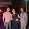 Shaan with Rashmi Jolly and Rakesh Aggarwal at Elegant launch hosted by Czech tourism, Raghuvanshi Mills in Mumbai. .