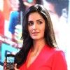 Katrina Kaif at the launch of BlackBerrys Curve 9220 smartphone