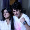 Karan Wahi & Kritika Kamra on sets of Kuch Toh Log Kahenge
