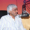 Vikram Bhatt visited Radio City 91.1 FM studio to promote upcoming thriller, 'Dangerous Ishq.'