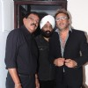 Jackie Shroff, Priyadarshan, Bonny Duggal at Bonny Duggal's party to honour Director Priyadarshan