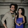 Ayushman Khurana & Yami Gautam at Vicky Donor special screening hosted by John Abraham at PVR