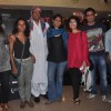Javed Jaffrey, Kiran Rao,Sanjay Suri & Nandita Das at The Rat Race film premiere in PVR