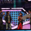 Terence Lewis, Pradeep Gurune and Jay Bhanusali at Dance India Dance Season 3 Grand Finale in Mumbai
