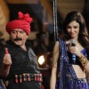 Ali Asgar and Saumya Tandon at Dance India Dance Season 3 Grand Finale in Mumbai