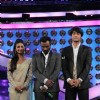 Rajasmita Kar, Remo Dsouza and Sanam Johar at Dance India Dance Season 3 Grand Finale in Mumbai