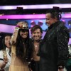 Rajasmita Kar, Mithun Chakraborty, Terence Lewis & Remo at Dance India Dance Season 3 Grand Finale