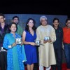 Javed Akhtar at the music launch of film 'Yeh Khula Aasmaan' at Ramada. .