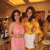 Divya Dutta and Sheeba at Bhagyashree's collection launch in Juhu, Mumbai