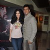 Nandana Sen and Javed Jaffrey at Ritu Kumar's son Ashvin Kumar's Rainforest film preview