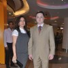 Gautam Singhania and Nawaz Singhania at Raymonds women's store launch