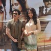 Anil Kapoor and Sameera Reddy at promotion of film 'Tezz'