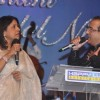 Suresh Wadkar and Kavita Krishnamurthy at Laxmikant Pyarelal night